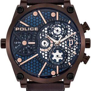 Női karóra Police Vigor PL15381JSBZ/03 - A számlap színe: kék