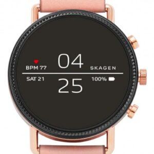 Női karóra Skagen Smartwatch SKT5107 - A számlap színe: LCD