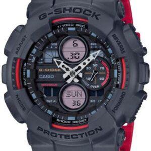 Női karóra Casio G-Shock Original GA-140-4AER - Vízállóság: 200m