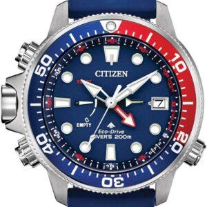 Női karóra Citizen Promaster Marine Aqualand Eco-Drive Diver's BN2038-01L - Nem: férfi
