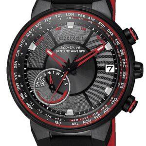 Női karóra Citizen Satellite Wave Eco-Drive CC3079-11E - Típus: luxus