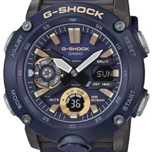 Női karóra Casio G-Shock Carbon Core Guard GA-2000-2AER - Típus: sportos