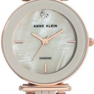 Női karóra Anne Klein AK/N3158TPRG - A számlap színe: szürke