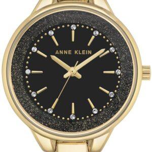 Női karóra Anne Klein AK/N1408BKBK - Vízállóság: 30m (páraálló)