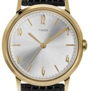 Női karóra Timex Marlin Handwound TW2T18400 - A számlap színe: ezüst