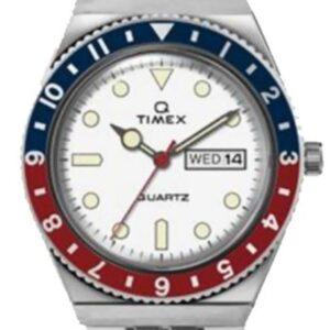 Női karóra Timex Q Timex TW2U61200 - Vízállóság: 50m (felszíni úszás)