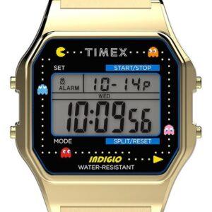 Női karóra Timex X Pac Man TW2U32000 - A számlap színe: LCD