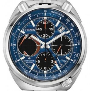 Női karóra Citizen Promaster Chronograph AV0070-57L - A számlap színe: kék