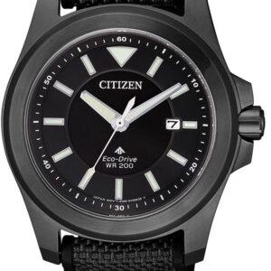 Női karóra Citizen Eco-Drive Promaster BN0217-02E - A számlap színe: fekete