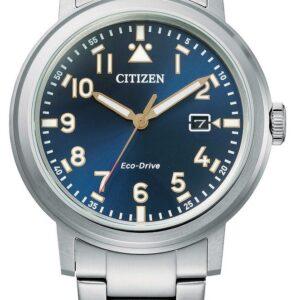 Női karóra Citizen Eco-Drive AW1620-81L - A számlap színe: kék
