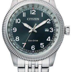 Női karóra Citizen Eco-Drive BM7480-81L - A számlap színe: kék