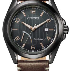 Női karóra Citizen Eco-Drive AW7057-18H - A számlap színe: fekete