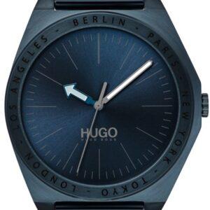 Női karóra Hugo Boss Act 1530109 - A számlap színe: kék
