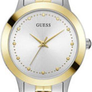 Női karóra Guess Chelsea W0989L8 - A számlap színe: ezüst