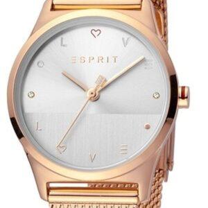 Női karóra Esprit Blithe Valentines ES1L092M0065 - A számlap színe: ezüst
