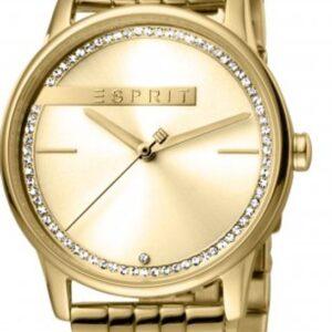 Női karóra Esprit Rock ES1L082M0045 - A számlap színe: arany