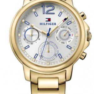 Női karóra Tommy Hilfiger Sport Luxury 1781742 - A számlap színe: ezüst