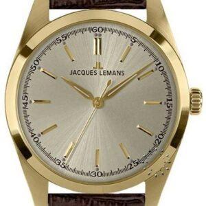 Női karóra Jacques Lemans Nostalgie N-1558E - Vízállóság: 100m