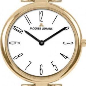 Női karóra Jacques Lemans 1-1407N - A számlap színe: fehér