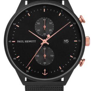 Női karóra Paul Hewitt Chrono PH-C-B-BSR-5M - Vízállóság: 50m (felszíni úszás)