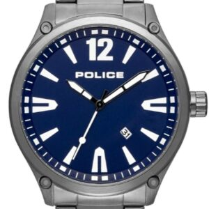 Női karóra Police Denton PL15244JBU/03M - A számlap színe: kék