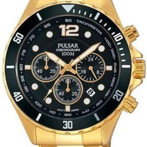 Női karóra Pulsar Sports PT3720X1 - A számlap színe: fekete