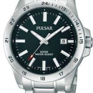 Női karóra Pulsar PS9221X1 - A számlap színe: fekete
