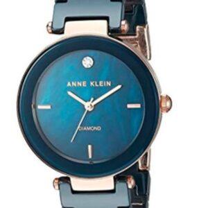 Női karóra Anne Klein AK/1018RGNV - A számlap színe: kék
