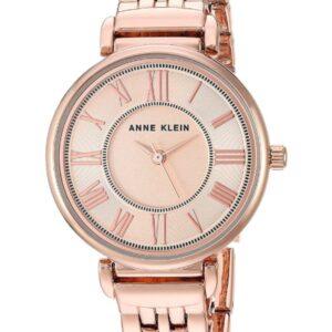 Női karóra Anne Klein AK/2158RGRG - A számlap színe: rózsaszín