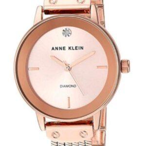 Női karóra Anne Klein AK/3220RGRG - A számlap színe: vöros arany