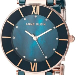 Női karóra Anne Klein AK/3266NVRG - A számlap színe: kék