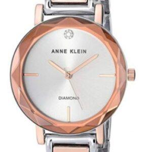 Női karóra Anne Klein AK/3279SVRT - A számlap színe: ezüst