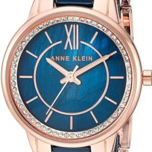 Női karóra Anne Klein AK/3344NVRG - A számlap színe: kék