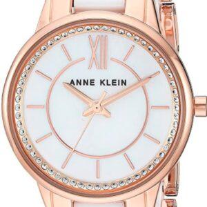 Női karóra Anne Klein AK/3344WTRG - A számlap színe: fehér