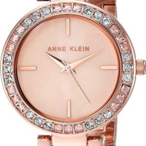 Női karóra Anne Klein AK/3358PMRG - A számlap színe: rózsaszín