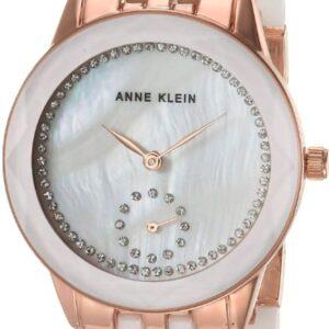 Női karóra Anne Klein AK/3612WTRG - A számlap színe: fehér gyöngyház