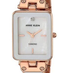 Női karóra Anne Klein AK/3636WTRG - A számlap színe: fehér