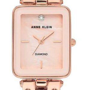 Női karóra Anne Klein AK/3636BHRG - A számlap színe: rózsaszín gyöngyház