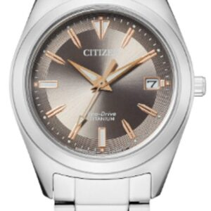 Női karóra Citizen Titanium FE6150-85H - Vízállóság: 50m (felszíni úszás)