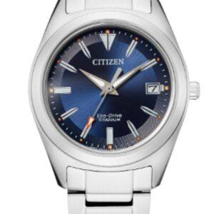 Női karóra Citizen Titanium FE6150-85L - Vízállóság: 50m (felszíni úszás)