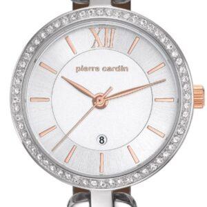 Női karóra Pierre Cardin PC107602F01 - A számlap színe: ezüst