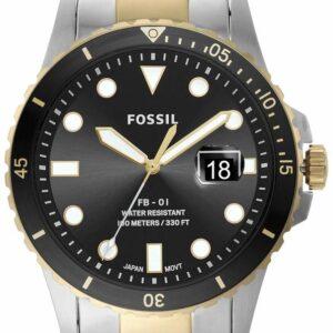 Női karóra Fossil FS5653 - A számlap színe: fekete