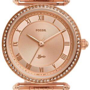 Női karóra Fossil ES4711 - A számlap színe: vöros arany