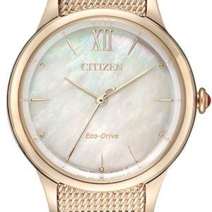 Női karóra Citizen Elegant EM0813-86Y - Típus: luxus