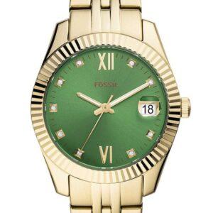 Női karóra Fossil ES4903 - A számlap színe: zöld