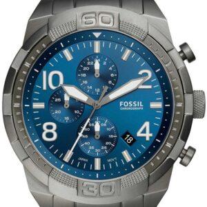 Női karóra Fossil Bronson FS5711 - A számlap színe: kék