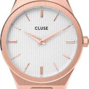 Női karóra Cluse Vigoureux CW0101210001 - A számlap színe: fehér