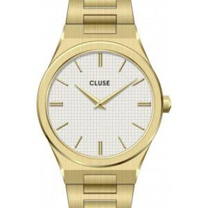Női karóra Cluse Vigoureux CW0101210002 - A számlap színe: fehér