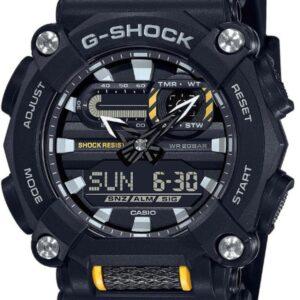 Női karóra Casio G-Shock GA-900-1AER - Vízállóság: 200m