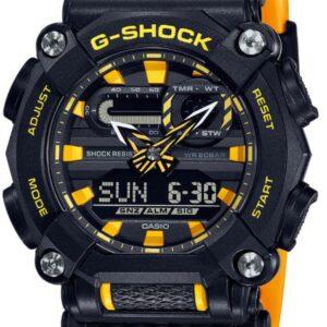 Női karóra Casio G-Shock GA-900A-1A9ER - Vízállóság: 200m